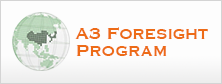 A3 Foresight Program supported by JSPS